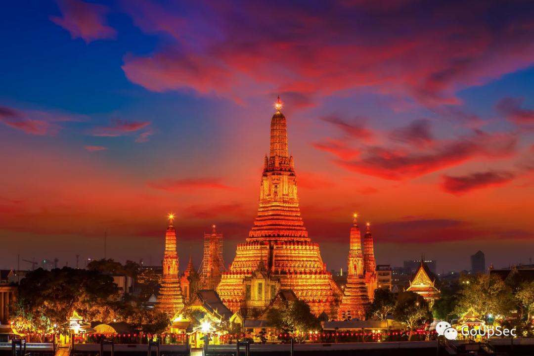 过去10年的泰国游客个人信息或全部在线泄露